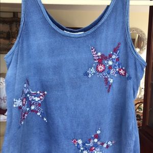 NWT Lucky Brand Tank Top